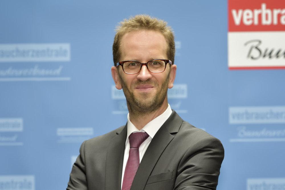 Klaus Müller, Vorstand Verbraucherzentrale Bundesverband e.V.