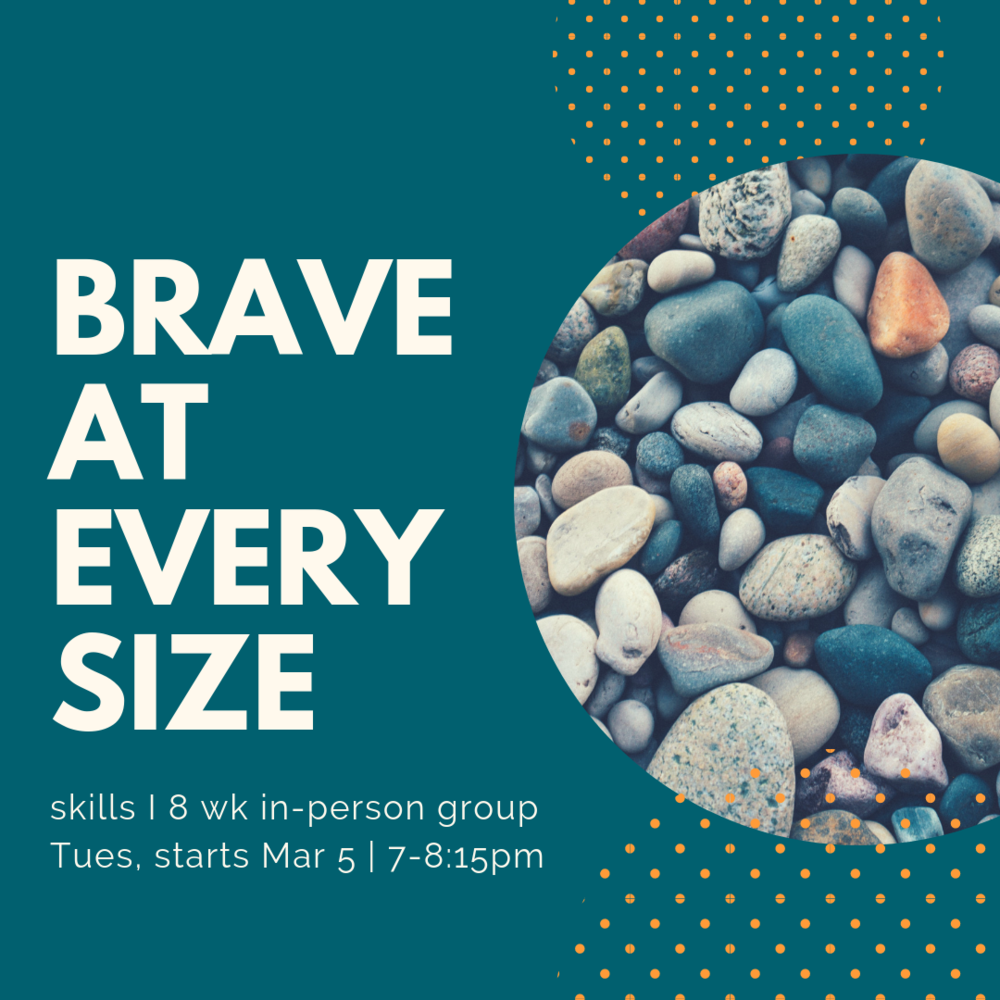 brave at every size group