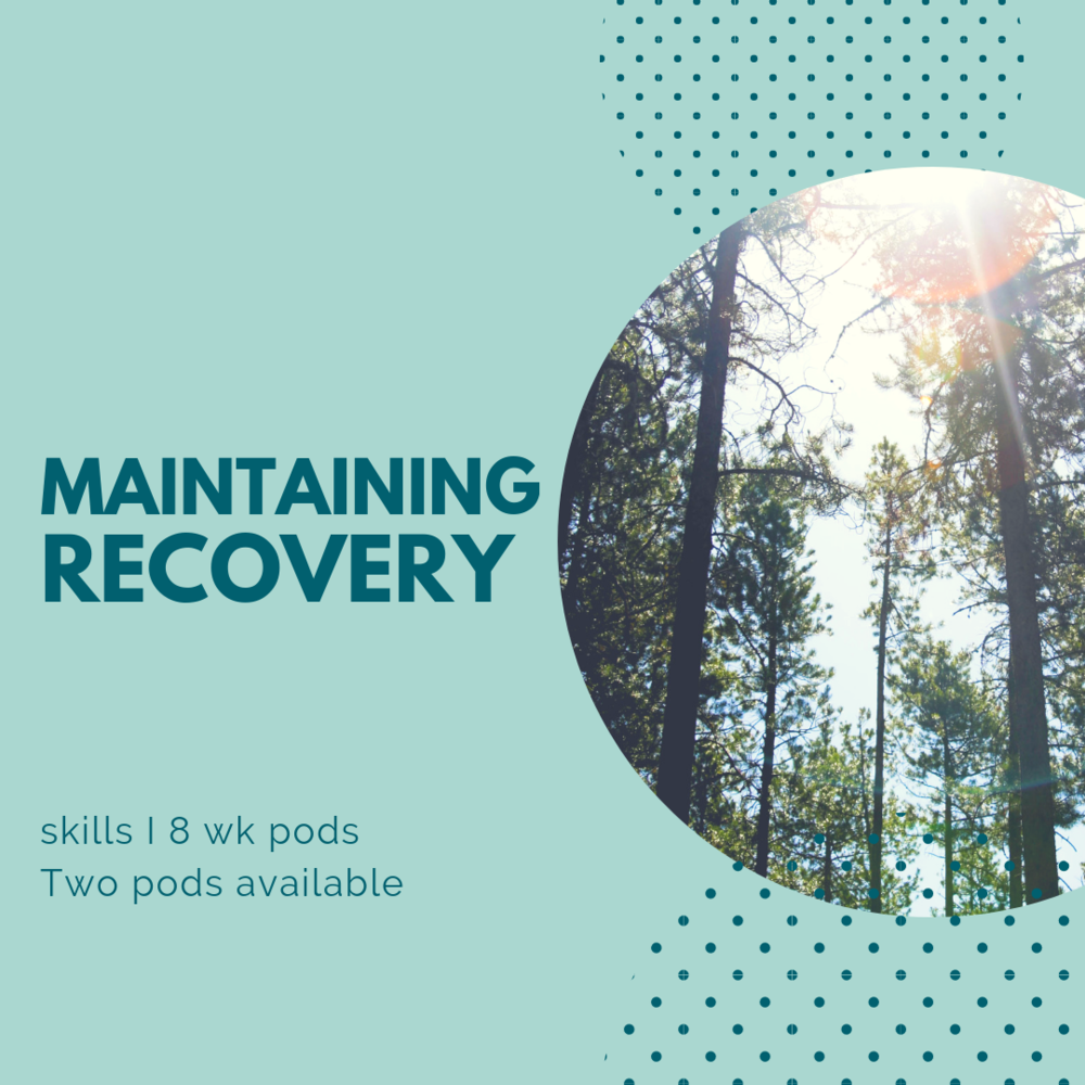 Maintaining Recovery Pod