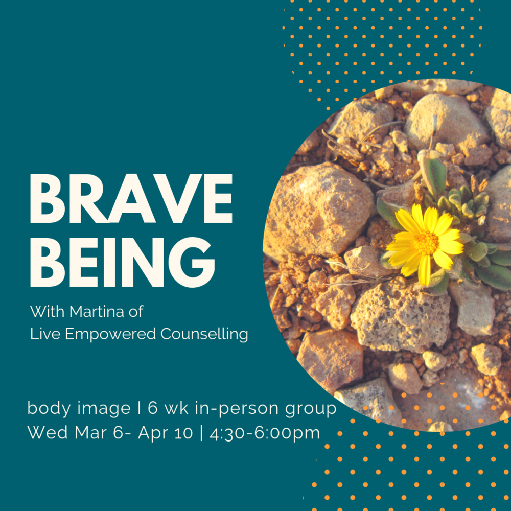 Brave Being: A Body Image Group