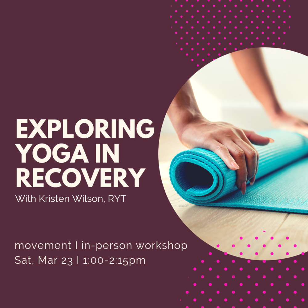 Exploring yoga in eating disorder recovery