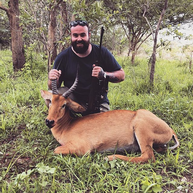 What a fantastic day hunting in Zambia. Managed to bag myself a Puku. For information on hunting in Africa contact us now on colin@gamesport-Scotland.com - - - - - - - #hunting #africa #zambia #puku #huntingafrica #biggamehunting #biggame #trophyhunting #trophy #explore #adventure #travelwithpaz #nature_with_the_dawg #choma #travel #naturelover #rifle #wildandwonderful #westvirginialiving #texas #gamesportscotland