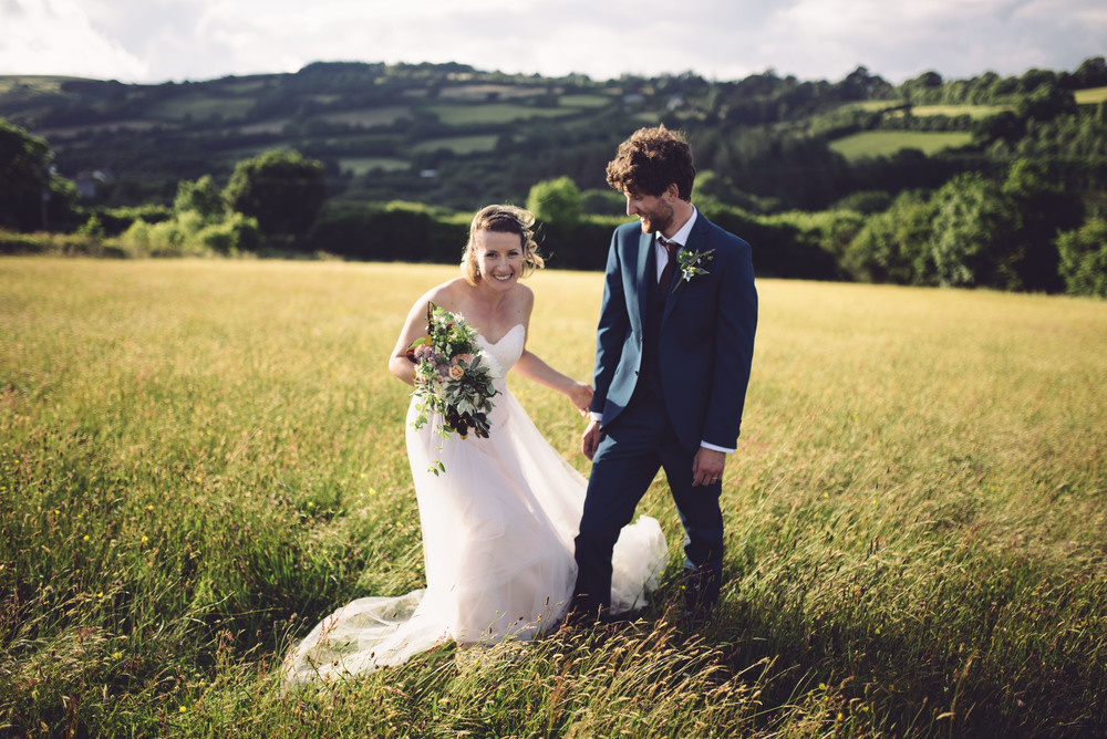 Kate & Joe // Devon Wedding