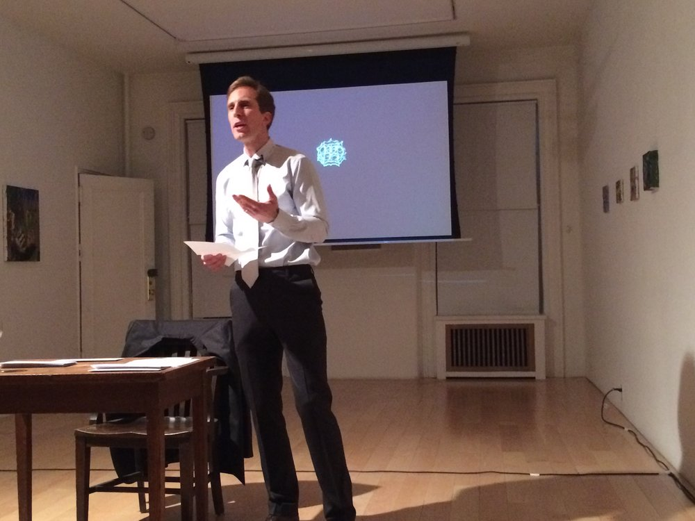 Performing Dimon's address to Board at SLA307, New York, NY December 2017