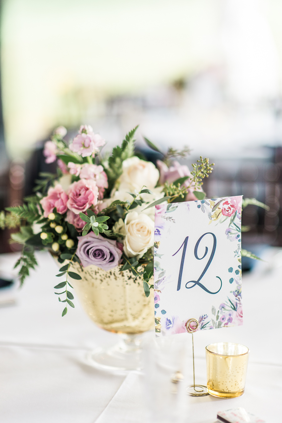 TABLE NUMBERS & SIGNS
