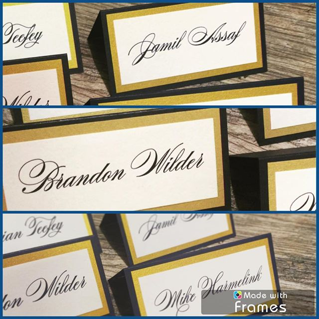 #escortcards #placecards #weddingdaystationery
