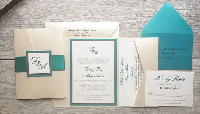 #weddinginvitations #customweddinginvitation #foilprint #weddingstationery