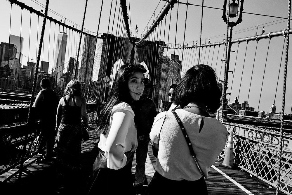 cc// Brooklyn Bridge 2015 Tomaso Baldessarini