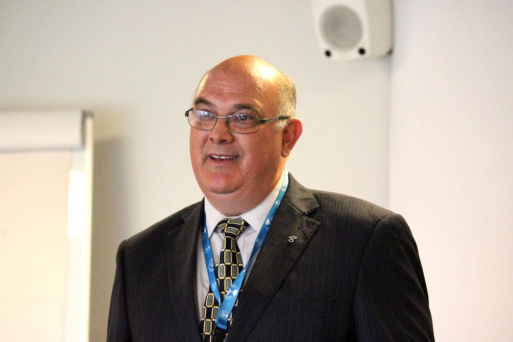 WFO:n uusi puheenjohtaja Theo De Jager