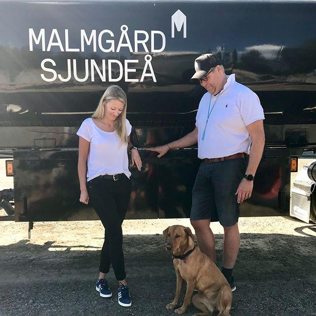 Vierailimme tällä viikolla @skedglobal kanssa @malmgardsjundea upealla tilalla.  #mtk #skedglobal #malmgårdsjundeå