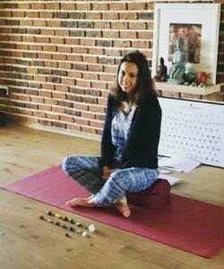 Yoga Pose At Akasha Wellness Retreat