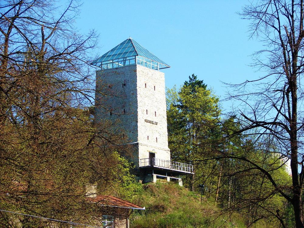 Black Tower -