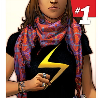 Ms Marvel by Wilson, Alphona and Herring