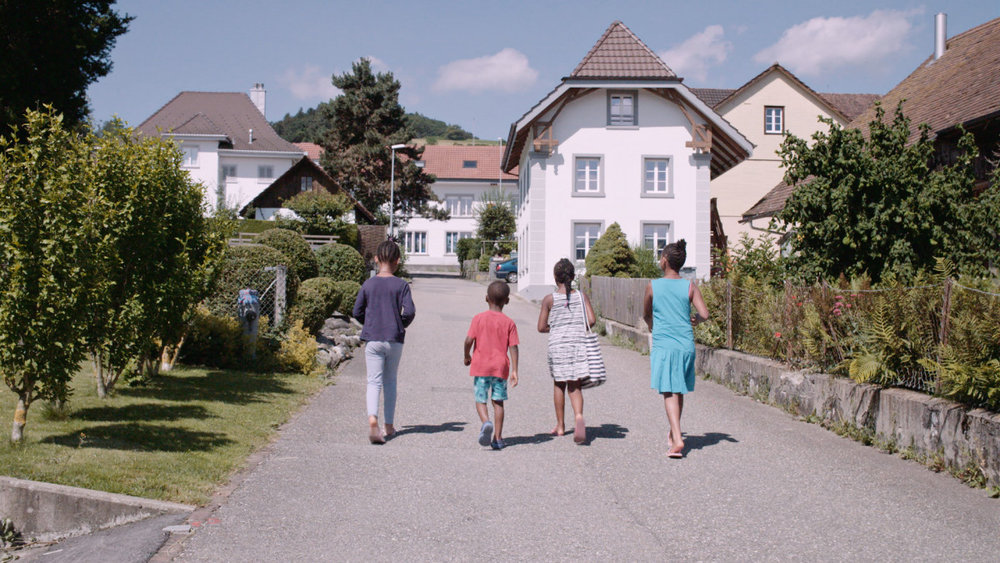 WILLKOMMEN IN DER SCHWEIZ  /  WELCOME TO SWITZERLAND  by Sabine Gisiger , 2017 - Documentary 83'  My role: DIALOGUE EDITING