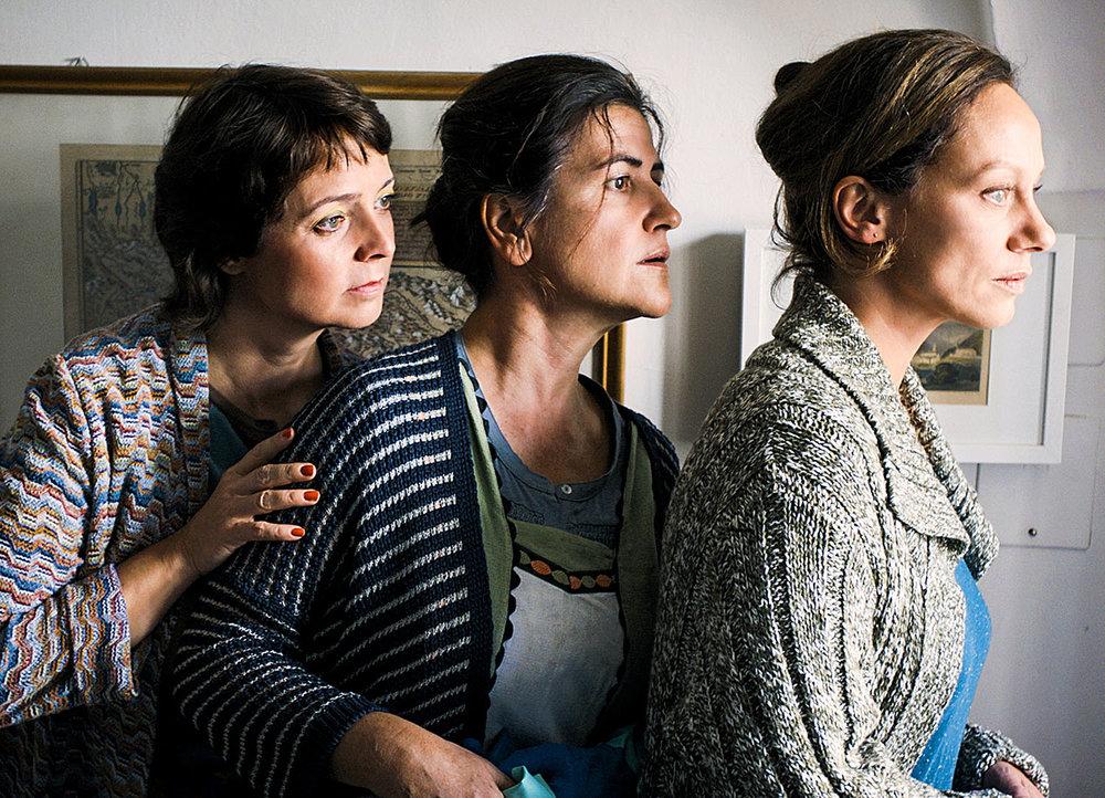 AMUR SENZA FIN  /  HIDE AND SEEK   by Christoph Schaub, 2018 - Feature Film 91'  ADR RECORDING