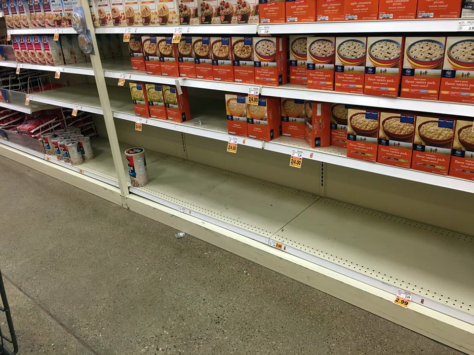 fairbanks food shortage