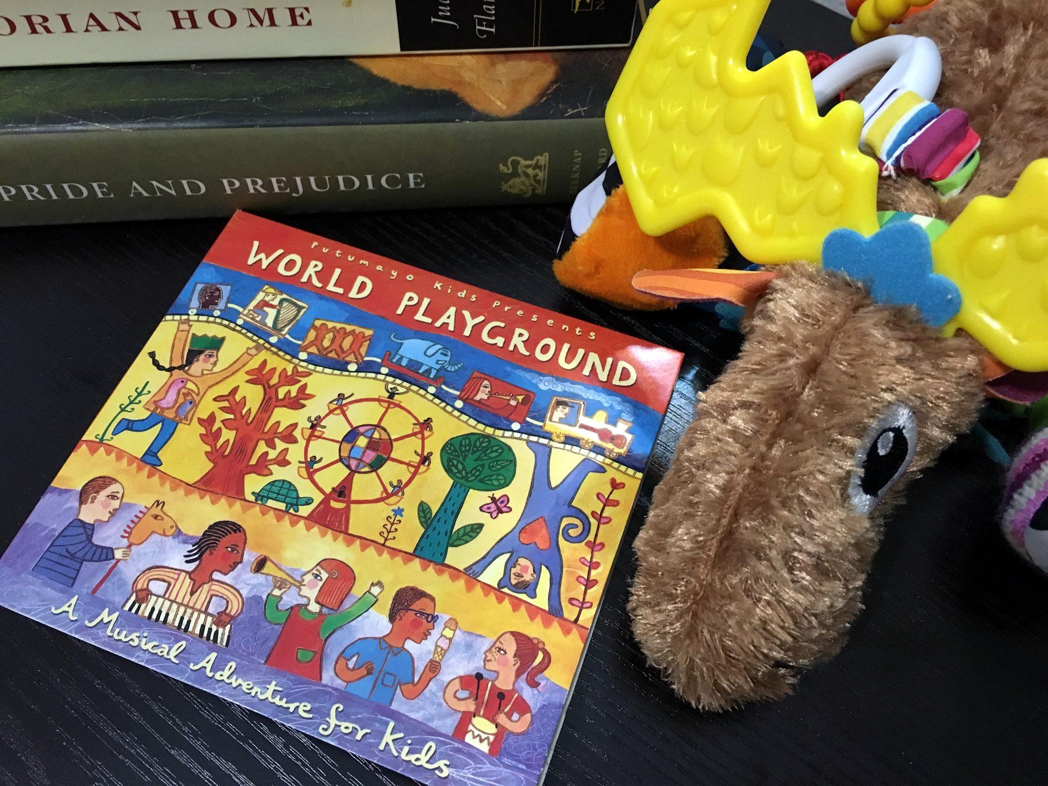 kids world music