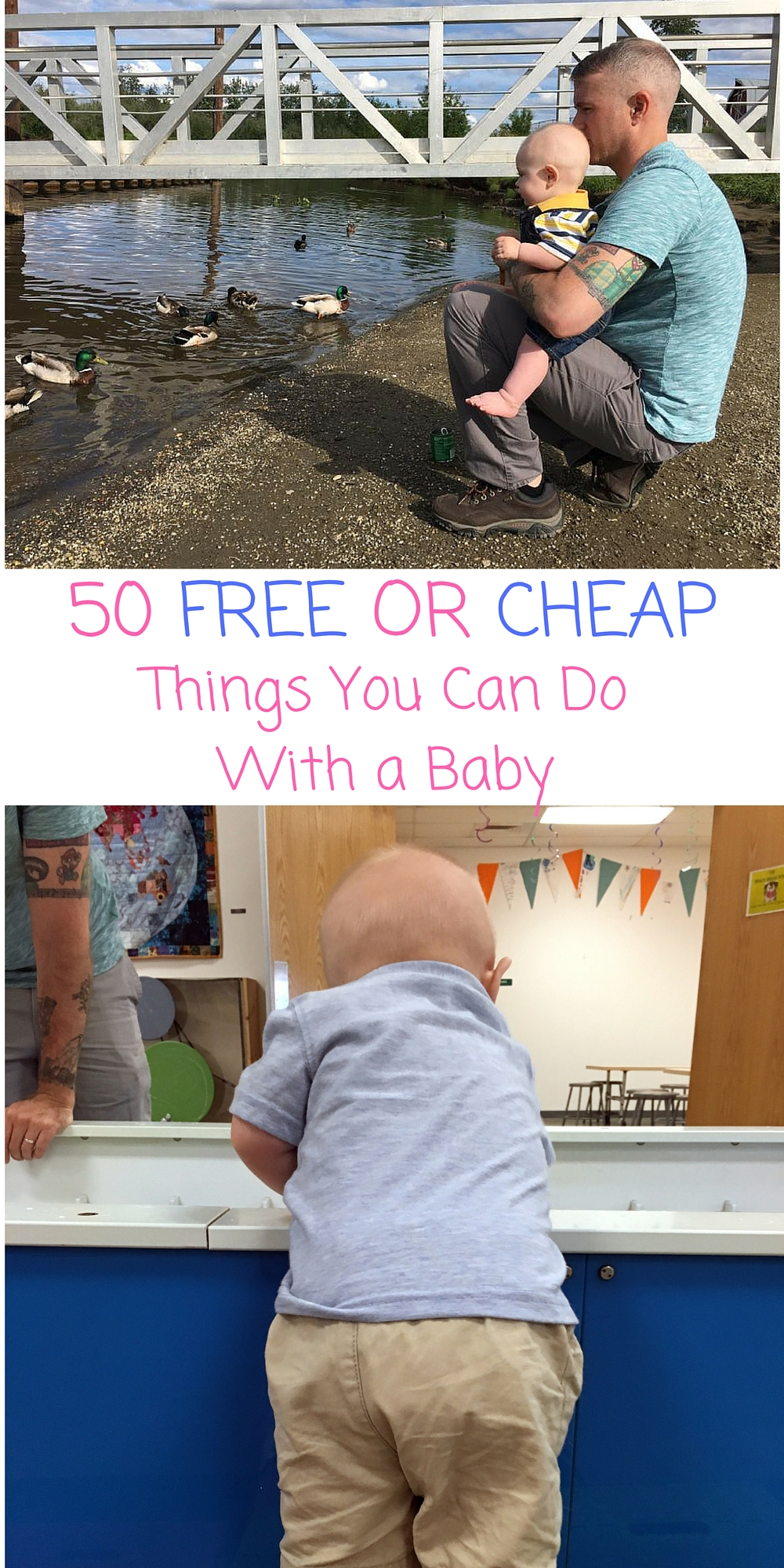 free or cheap things you can do with a baby