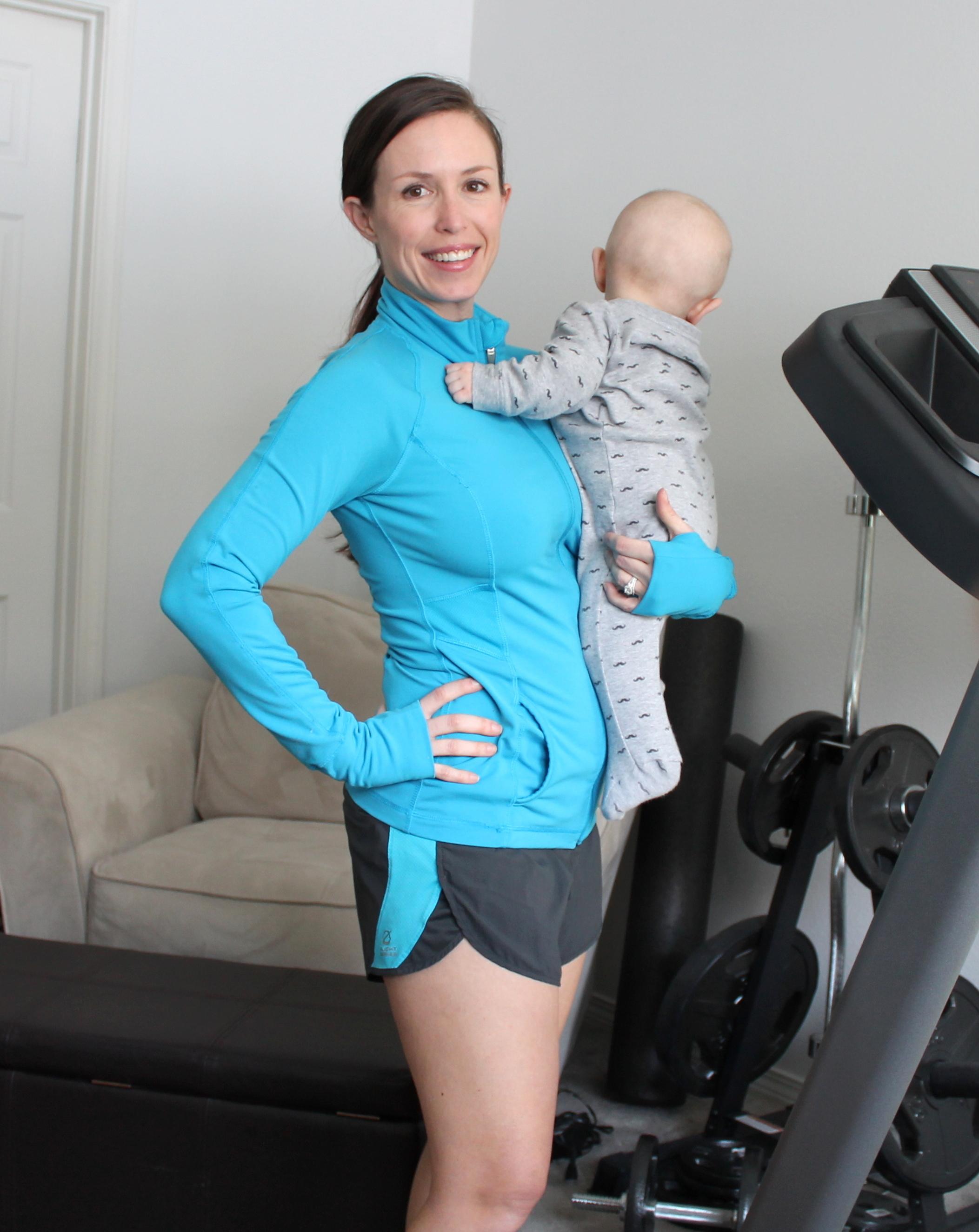 6 months postpartum