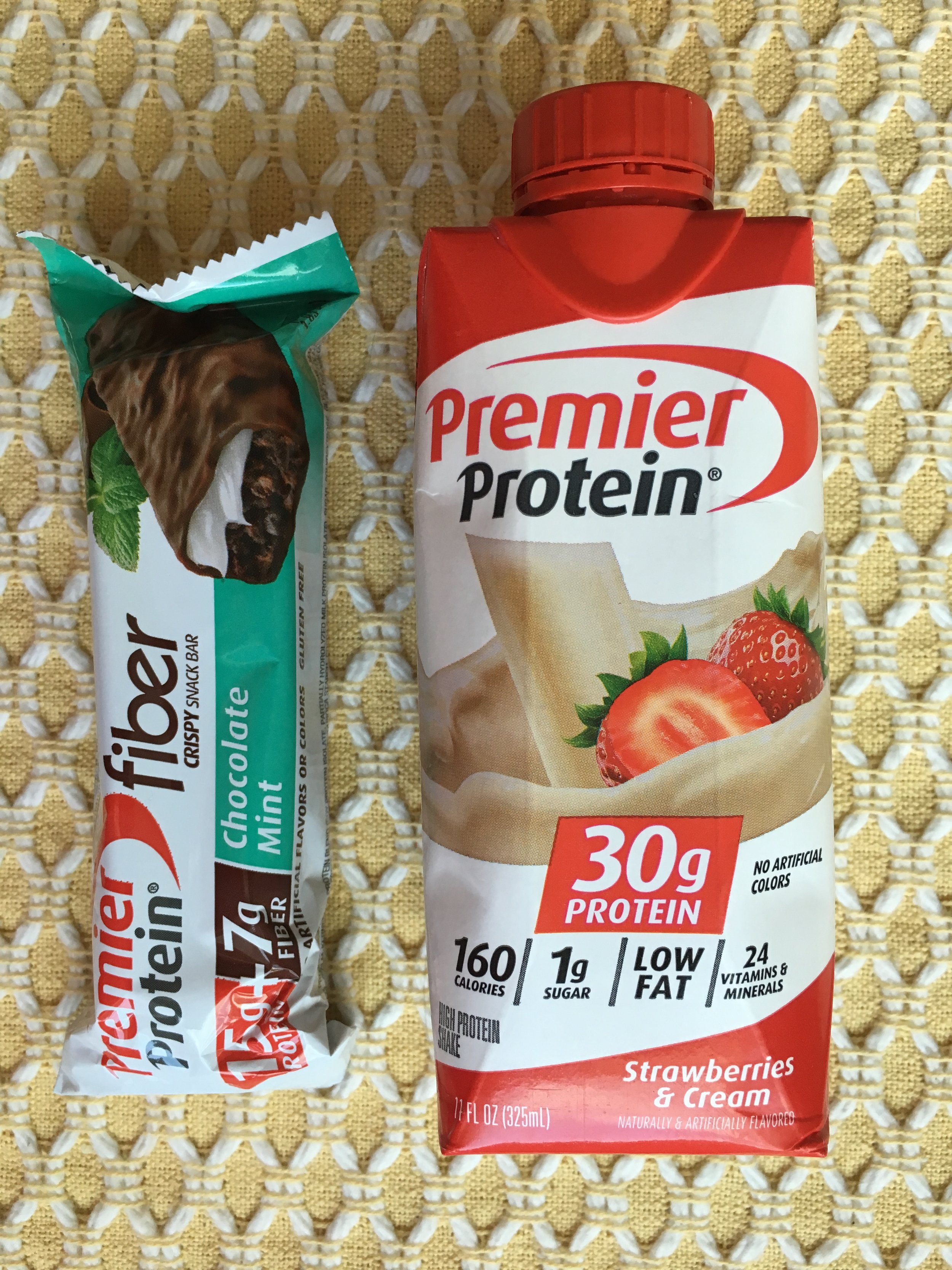 Low sugar premier protein