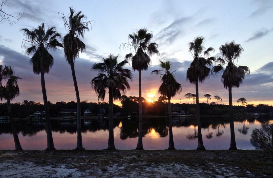 Pensacola sunrise