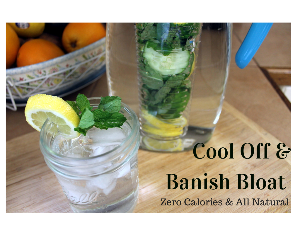 Beat the Bloat Flavored Water
