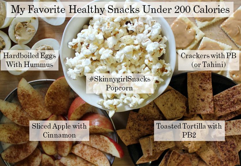 skinny girl snack
