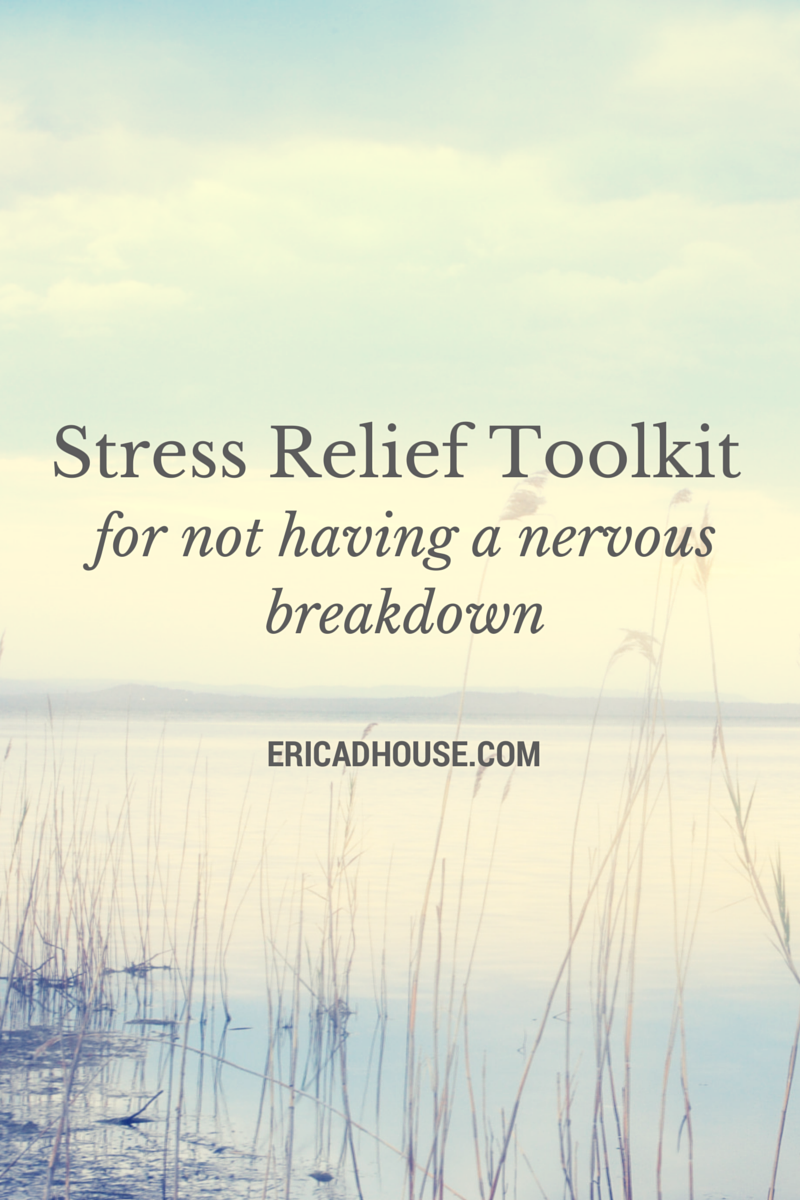 Stress Relief Toolkit