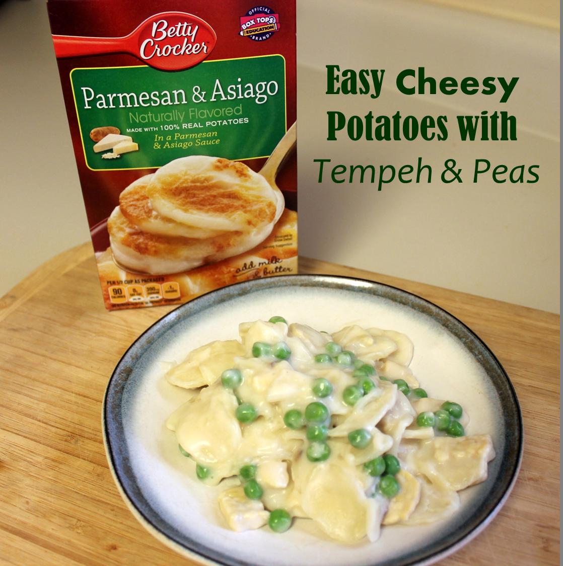 Easy Cheese Potatoes