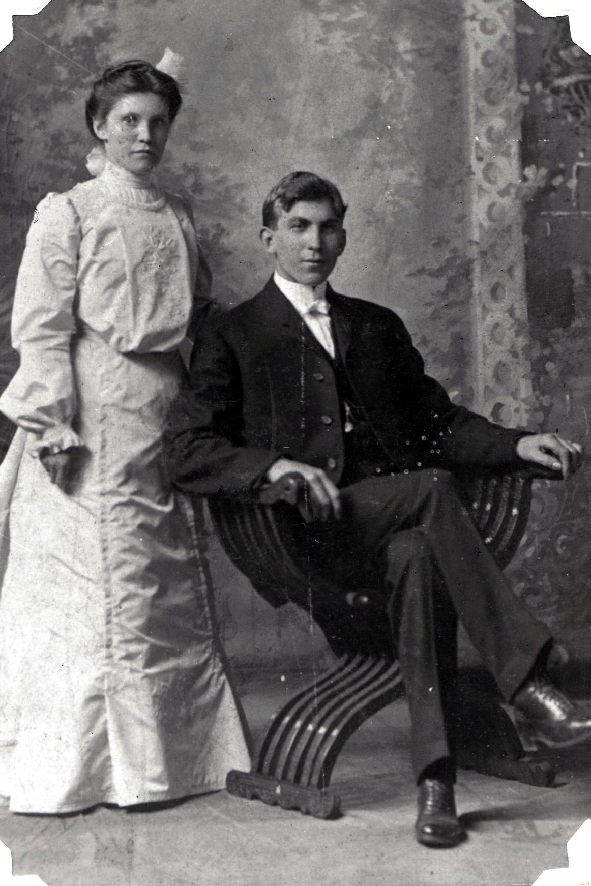 Henry and Anna Honig
