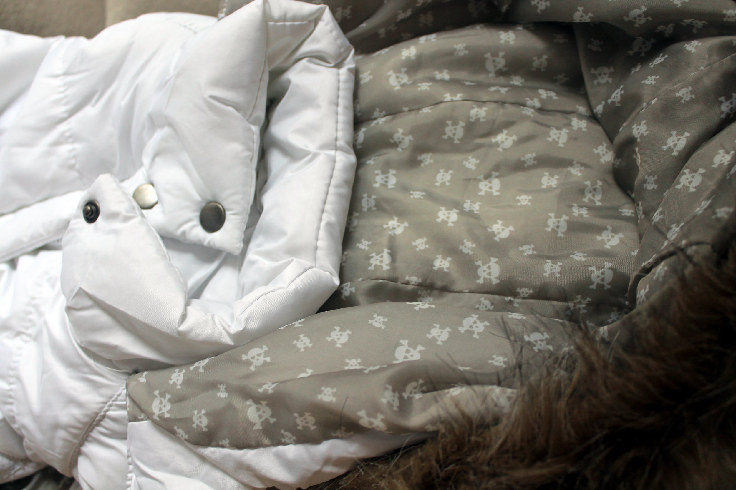 SearsStyle Bongo Jacket Detail