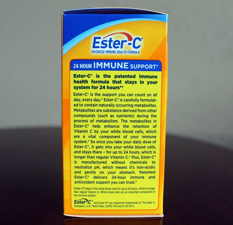 Ester C 1
