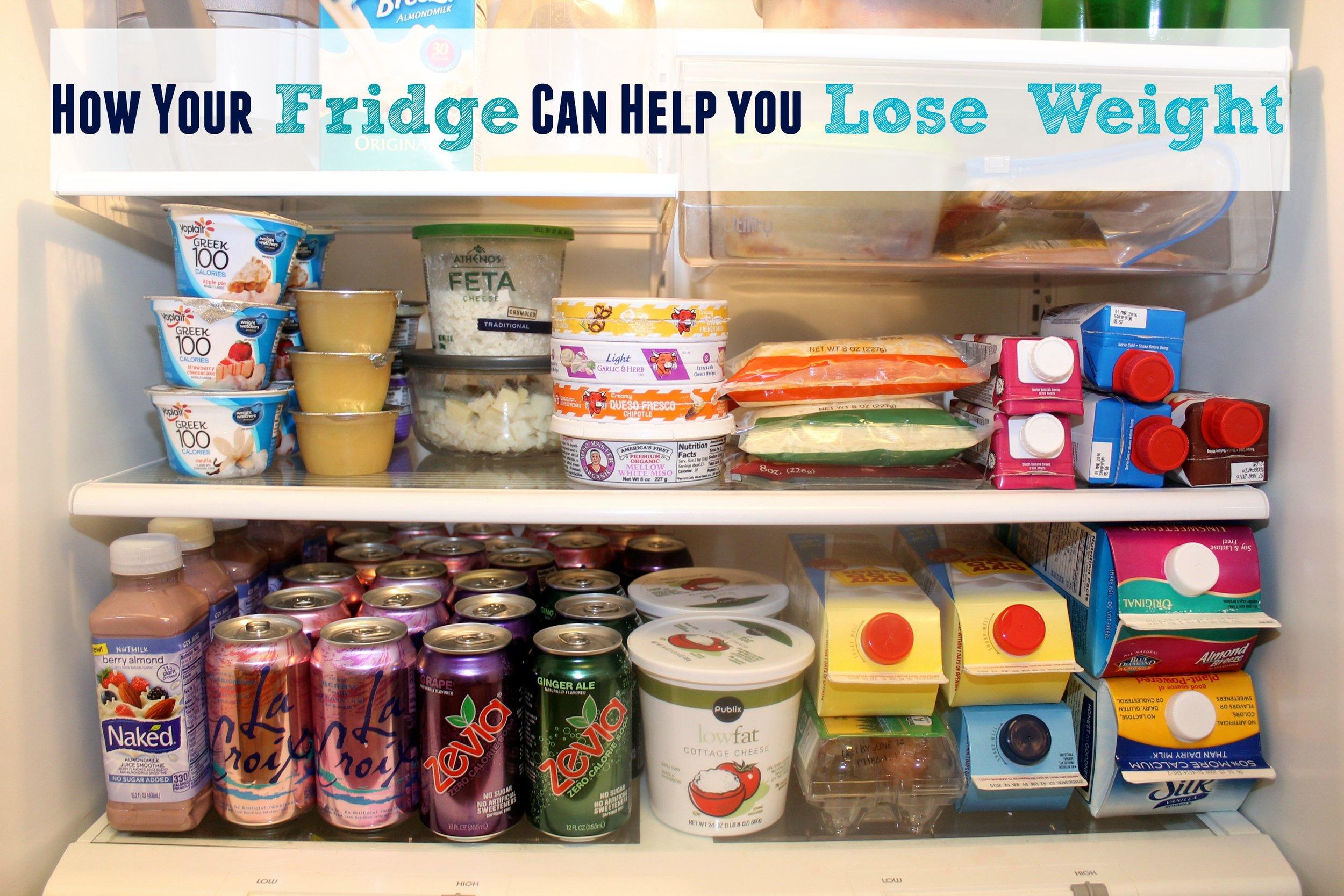 Fridge for Weight Loss