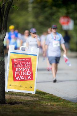 Jimmy Fund Walk Image 7