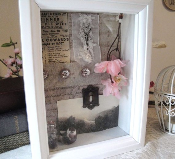 Romantic Shadow Box