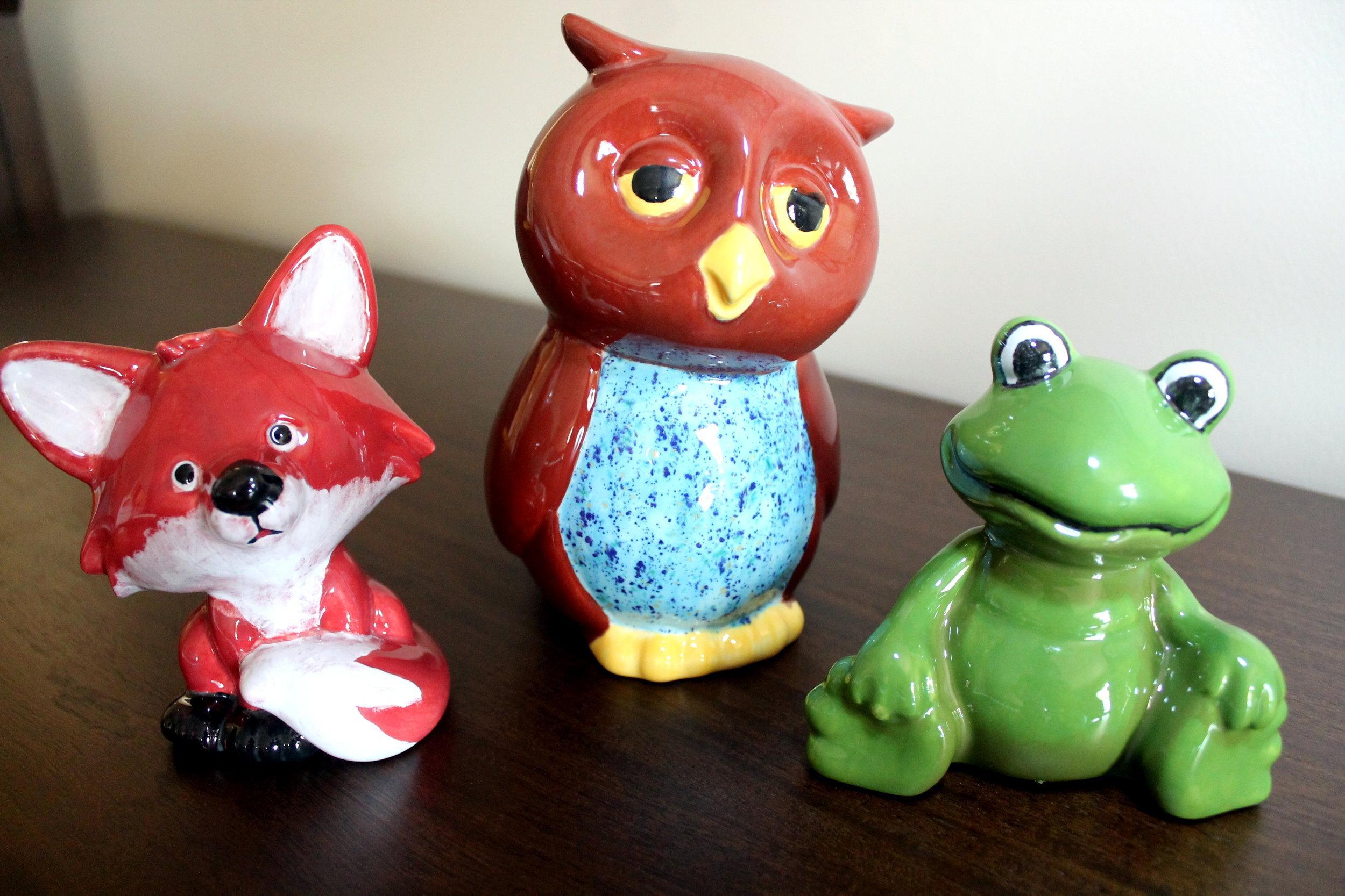 Woodland Nursery Pottery