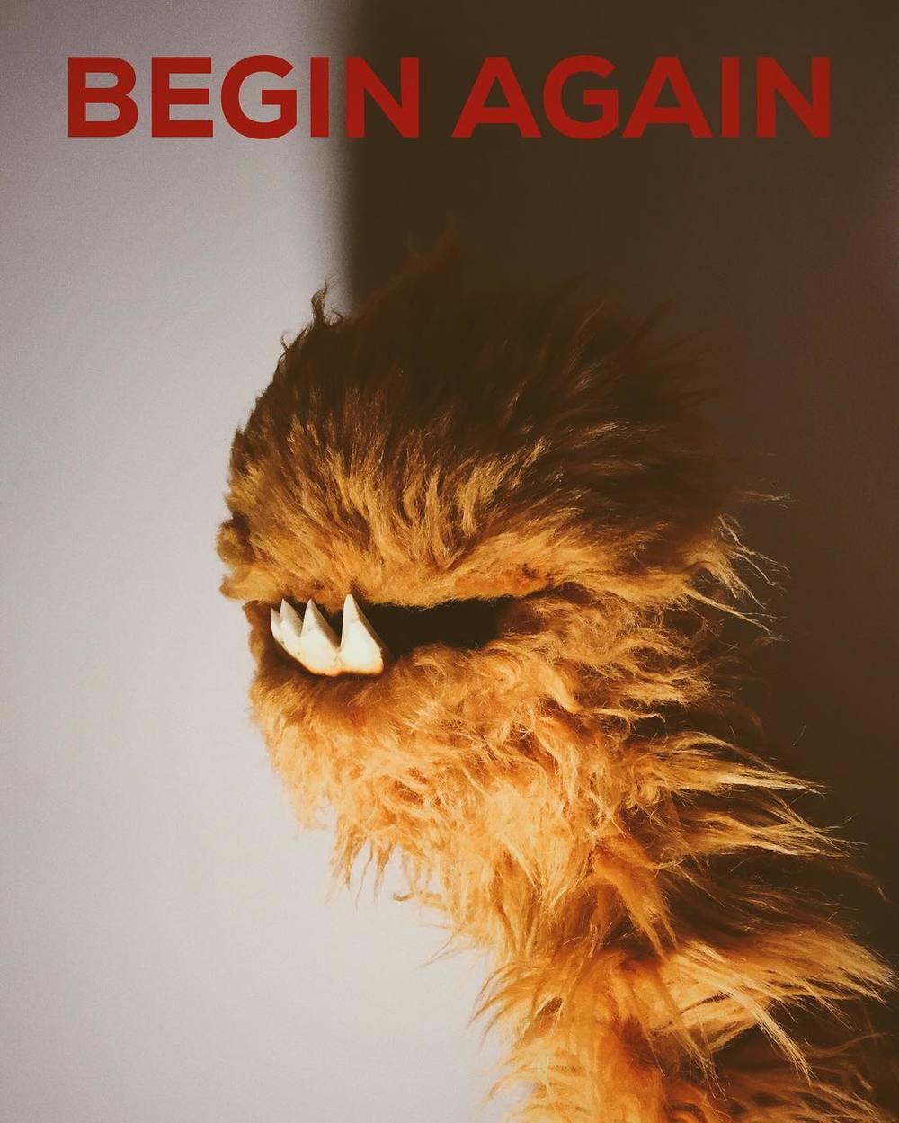 Inspired by the show @strangerthings.netflix. building a spooky #puppet http://ift.tt/2a2gdU4