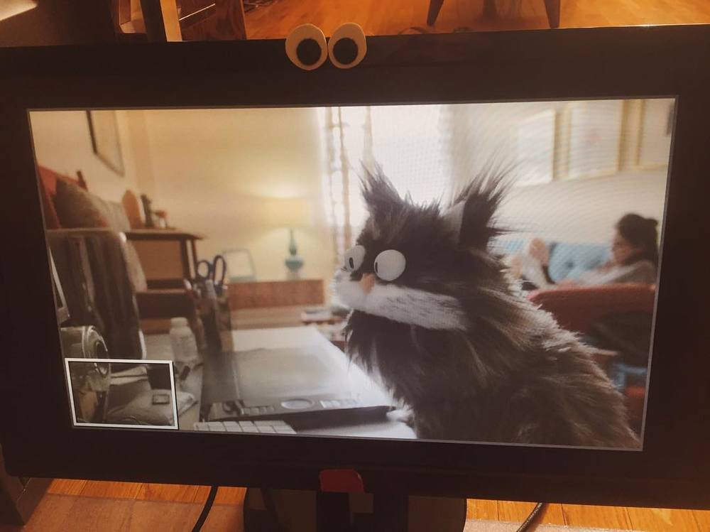 Really excited about our latest project. #puppet http://ift.tt/2ay9S2v