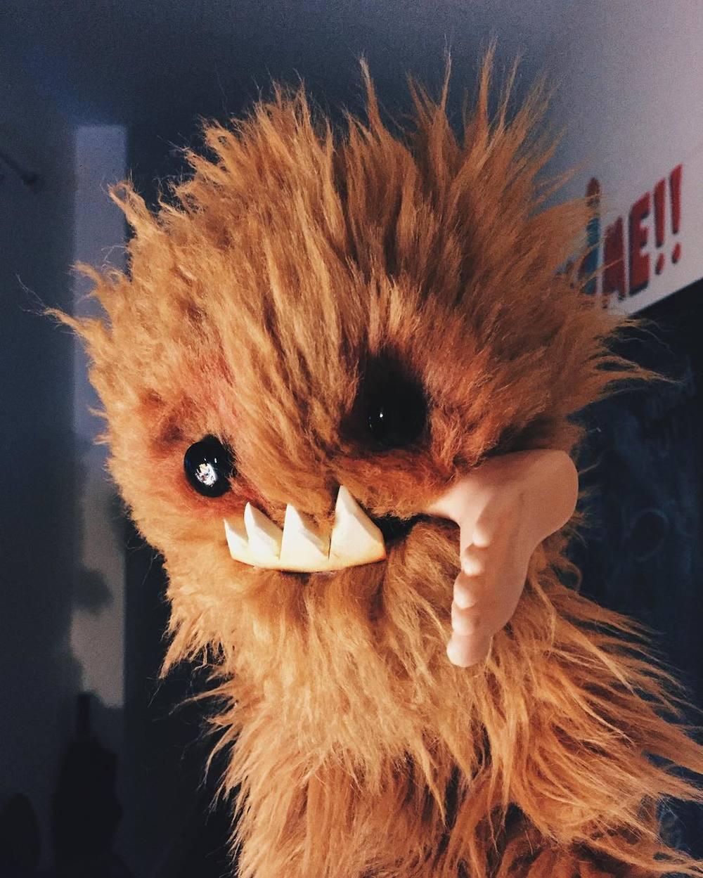 GRRRRR!!! #puppet  http://ift.tt/29Spo5Q