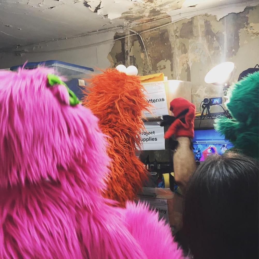 being a nerd #puppet http://ift.tt/29sLgXn