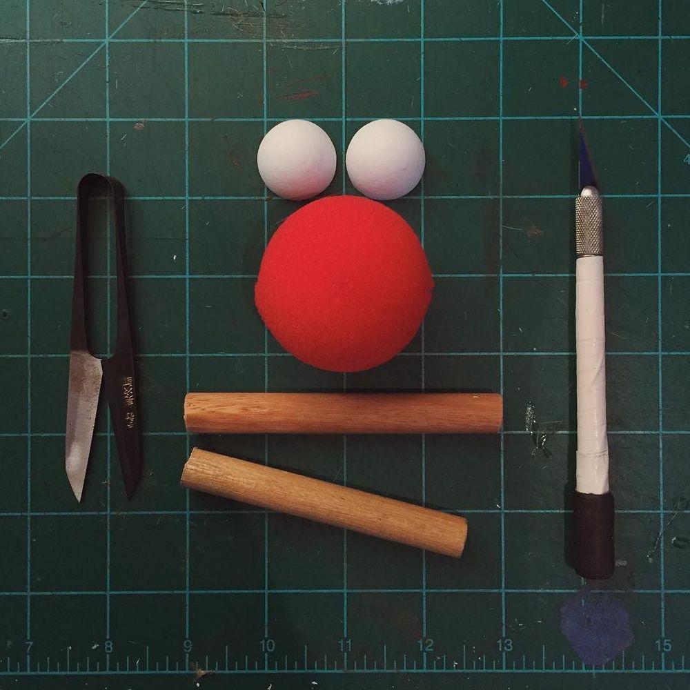 Oh hai weirdo. #puppet http://ift.tt/29rZ7O6