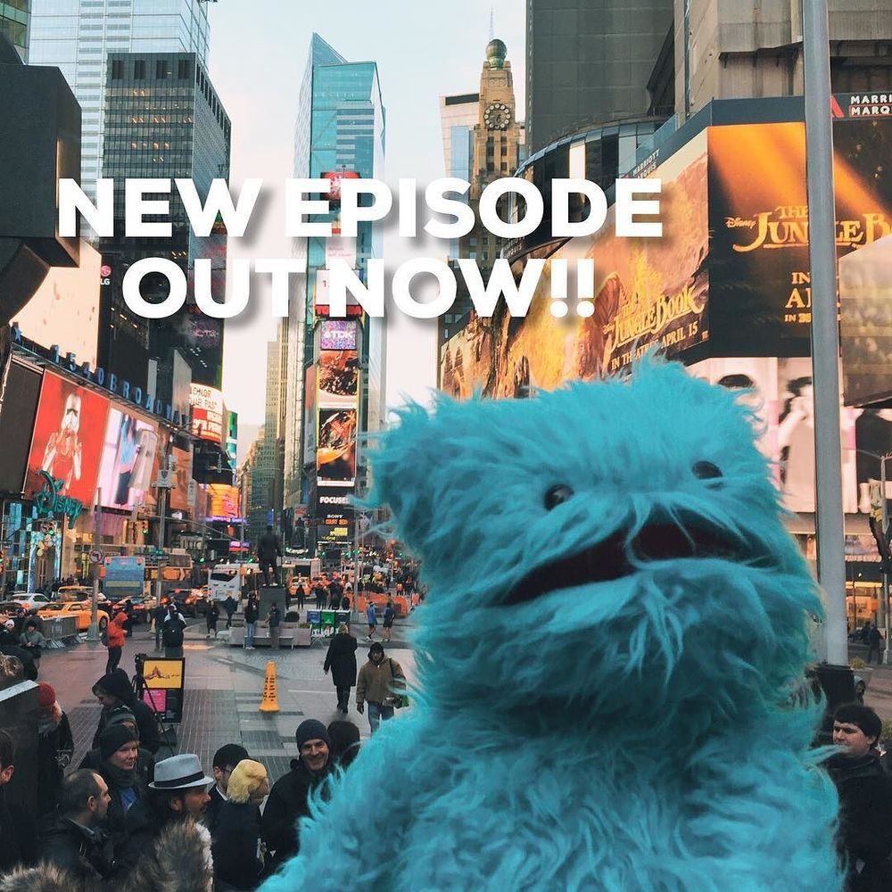New episode of The Bayr Show is out now!! Link in bio!! #puppet #comedy #TheBayrShow #bizzarostudio  http://ift.tt/1Uaw6BO