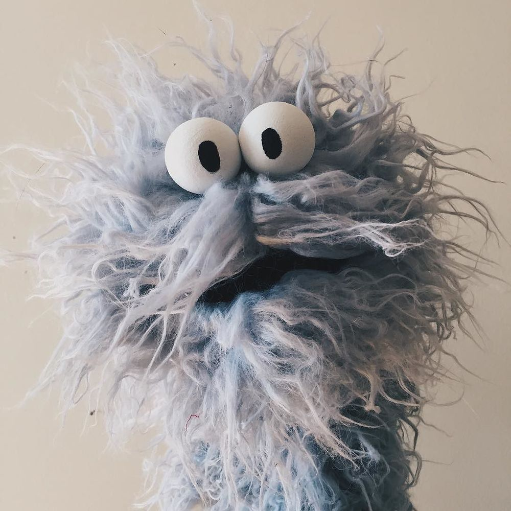 HHAAAAIII!!! #puppet  http://ift.tt/1S4DVJd