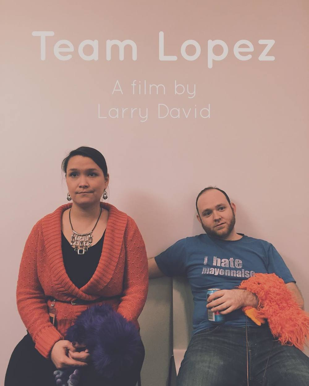 I would go see this movie. Multiple times. #puppet #teamlopeznyc http://ift.tt/1nv8H4J