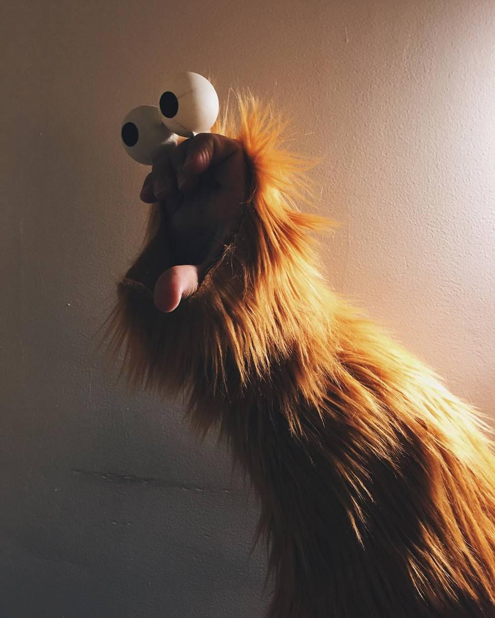 BLEEGGHHH!!!! #puppet http://ift.tt/210SWQf