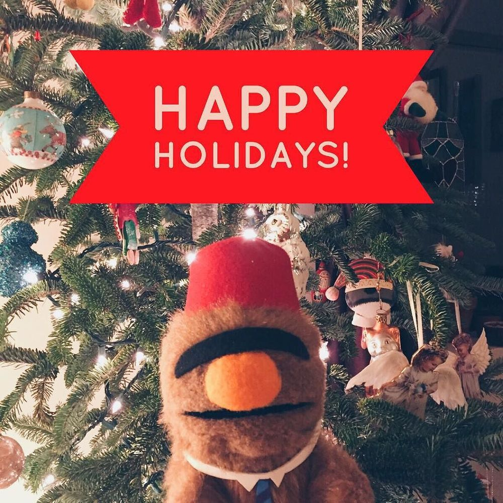 I hope everyone has a safe and fun #holiday!! #puppet  http://ift.tt/1mi1Zin