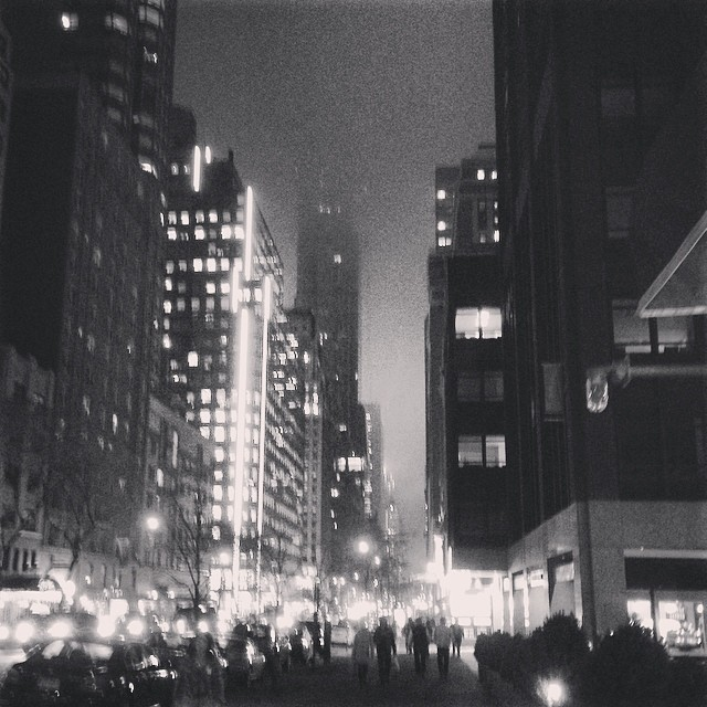 Diamonds fill the streets of Gotham City.
