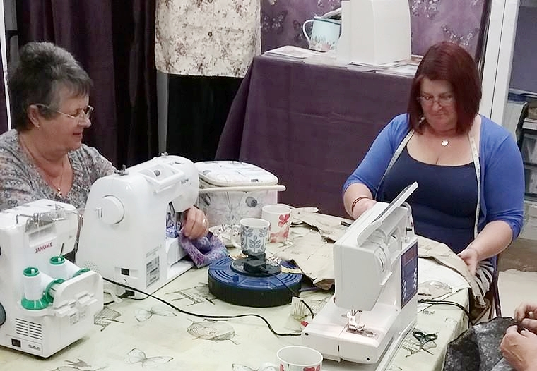 learn how to use your sewing machine