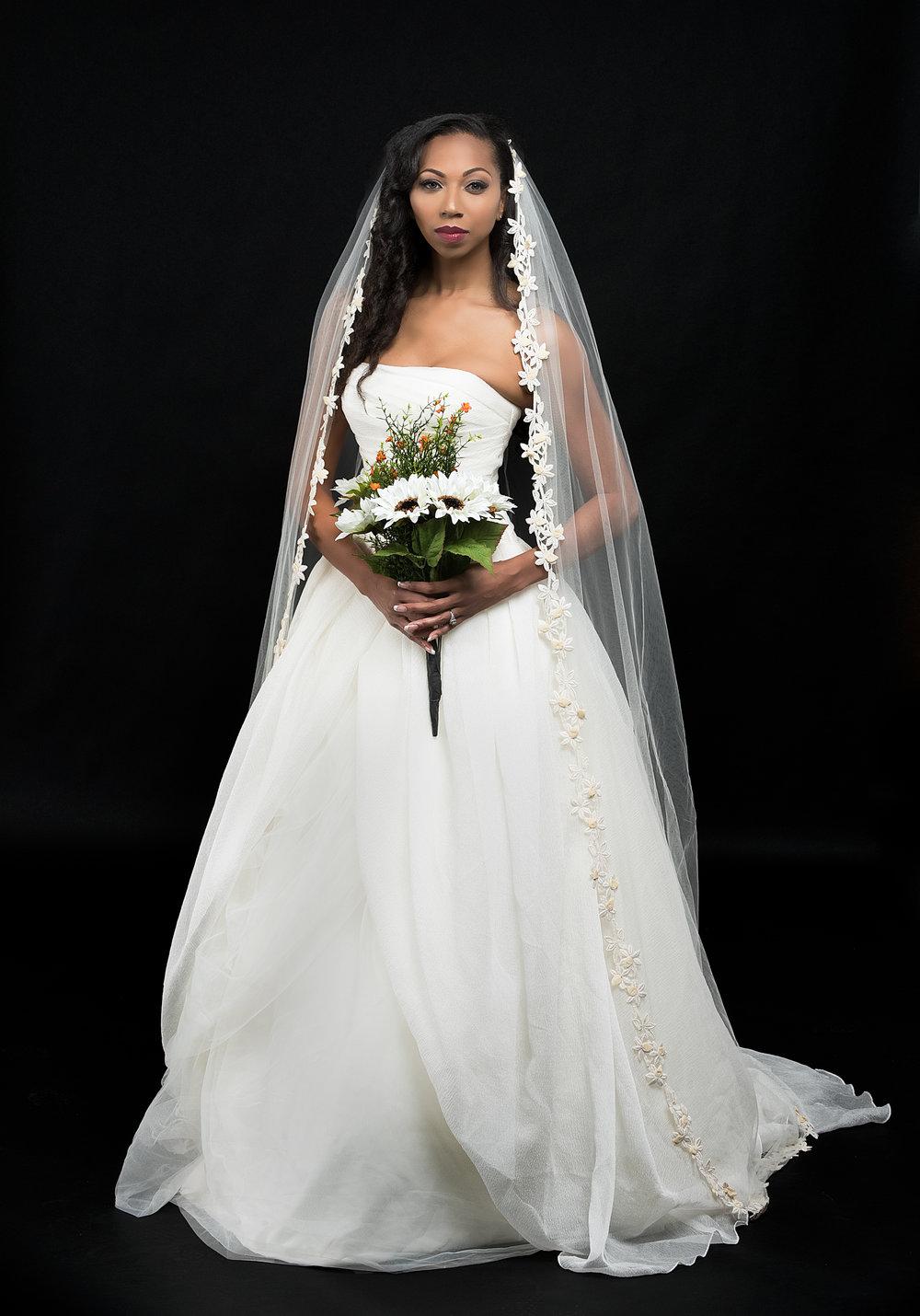 Lyschel Hicks Bridal Portrait session 5/6/16