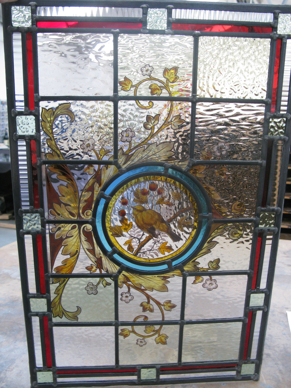 Victorian bird stained glass restored 6.jpg